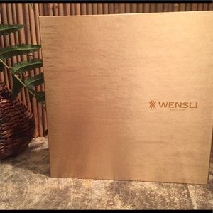 Brand New In Box WENSLI Silk Scarf from China!